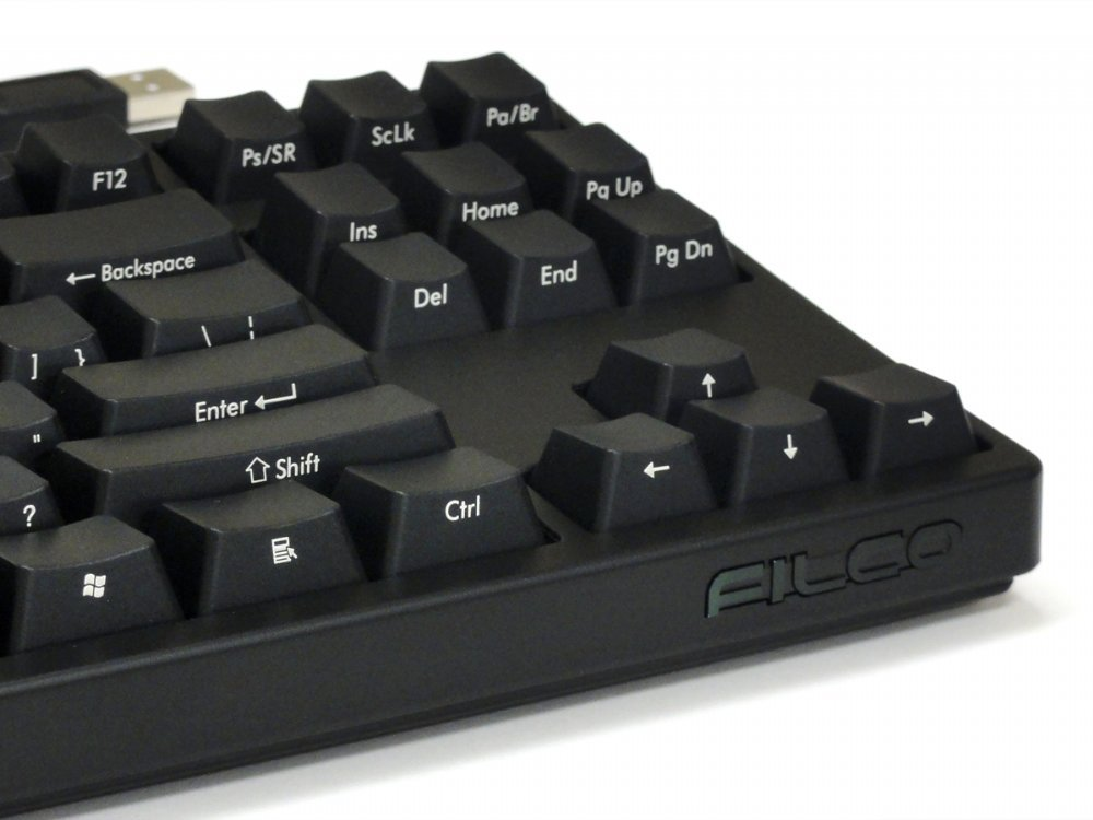 USA Filco Ninja Majestouch-2, Tenkeyless, NKR, Tactile Action, Keyboard