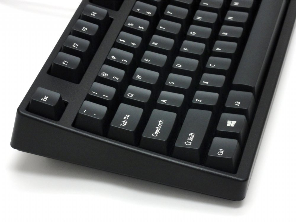 Filco Majestouch-2, Tenkeyless, NKR, Silent Soft Linear Action, USA Keyboard