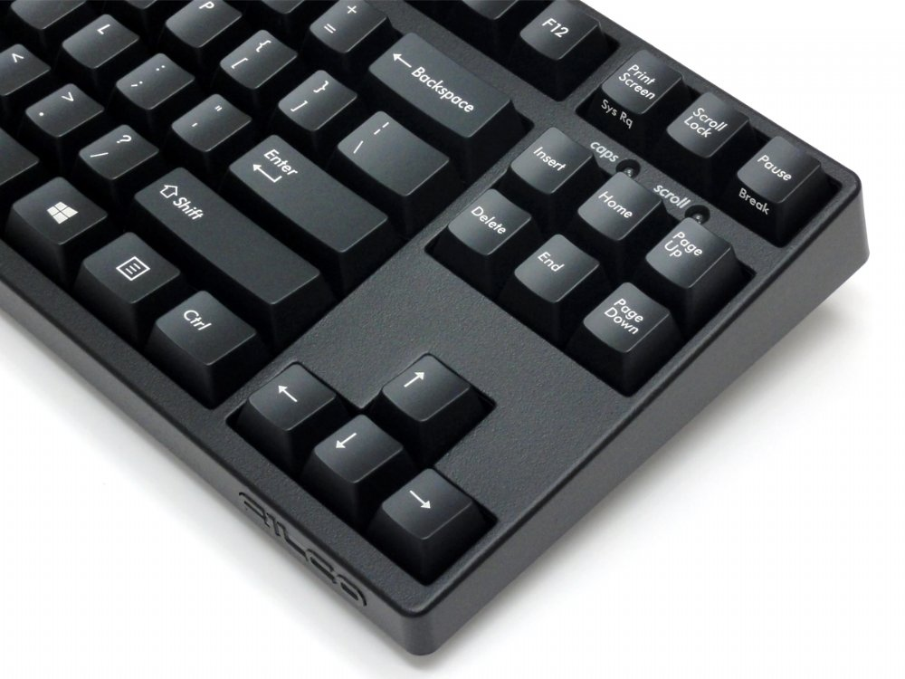 Filco Majestouch-2, Tenkeyless, MX Silent Red Soft Linear, USA Keyboard, picture 5