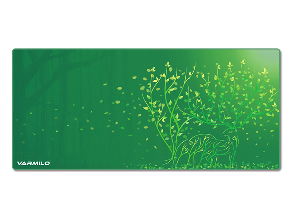 Varmilo Forest Fairy Desk Mat Extra Large