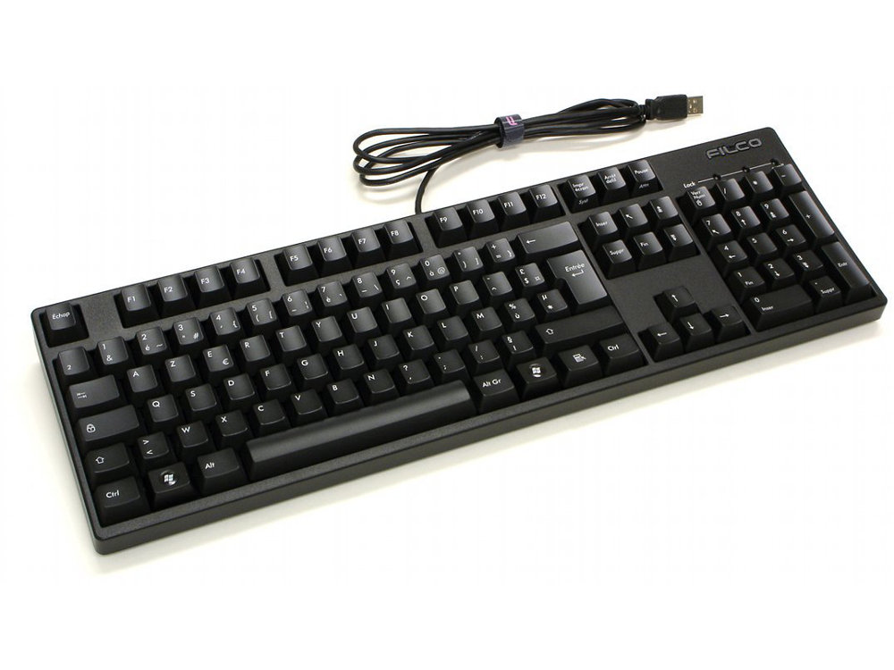 French Filco Majestouch-2, MX Black Linear Keyboard