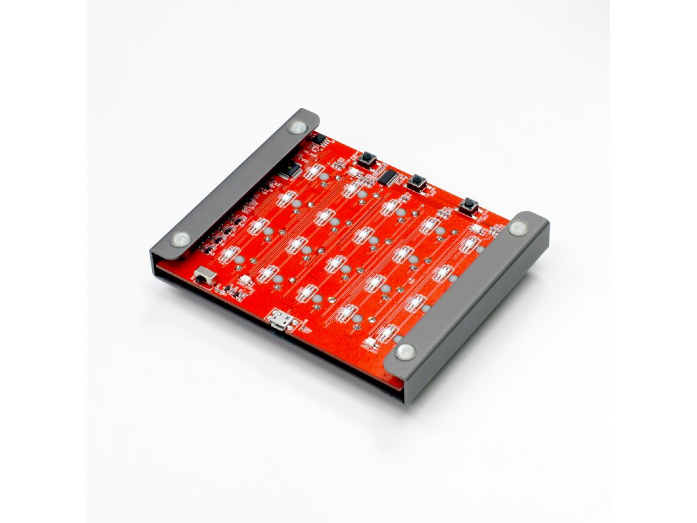 20 Key Programmable Macropad Tactile RGB Backlit, Falcon-20