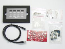 Falcon-8 DIY Grey Programmable Mini 8-Key Click Pad