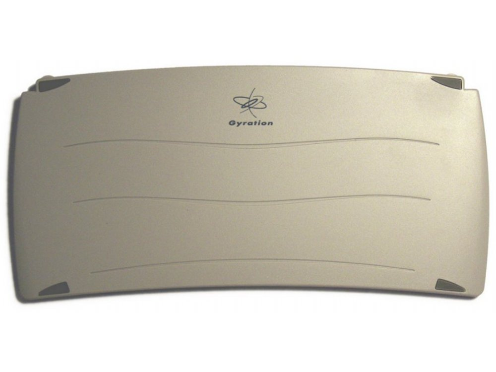 Gyration Snap-on cover for compact keyboard