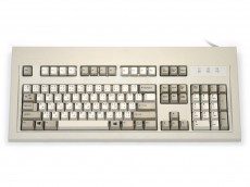 APL USA Original IBM Style Keyboard Beige USB
