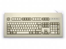 Original IBM Style Keyboard, Beige USB