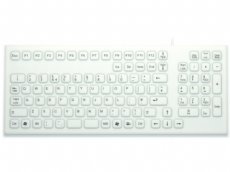 InduKey Smart Clinical Board Keyboard White IP68