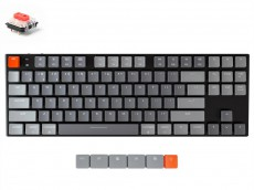 USA Keychron K1 Bluetooth RGB Backlit Linear Aluminium Mac Keyboard V4