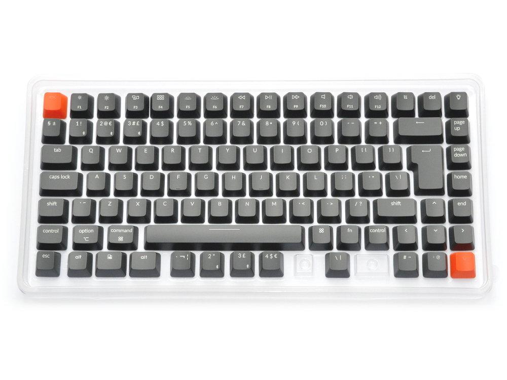 K2 UK Keycap Keyset
