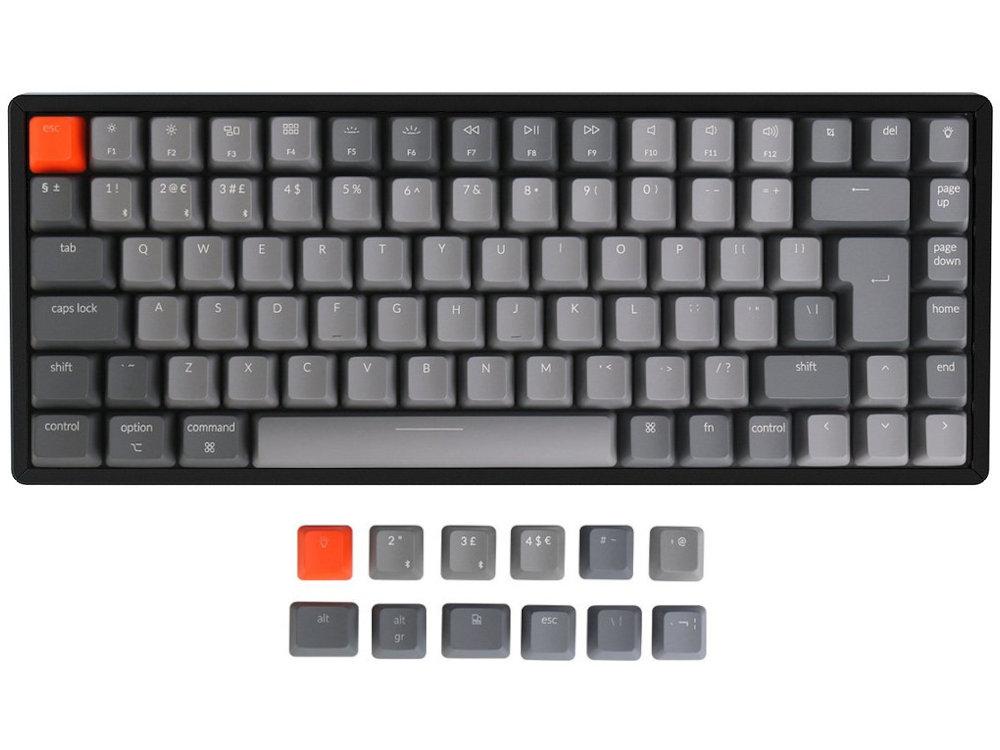 UK Keychron K2v2 Bluetooth RGB Backlit Tactile Aluminium Mac/PC Keyboard