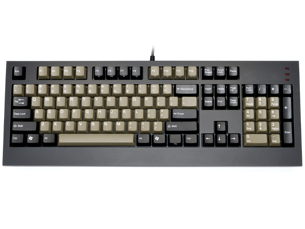 USA V100 Dolch Tactile Keyboard