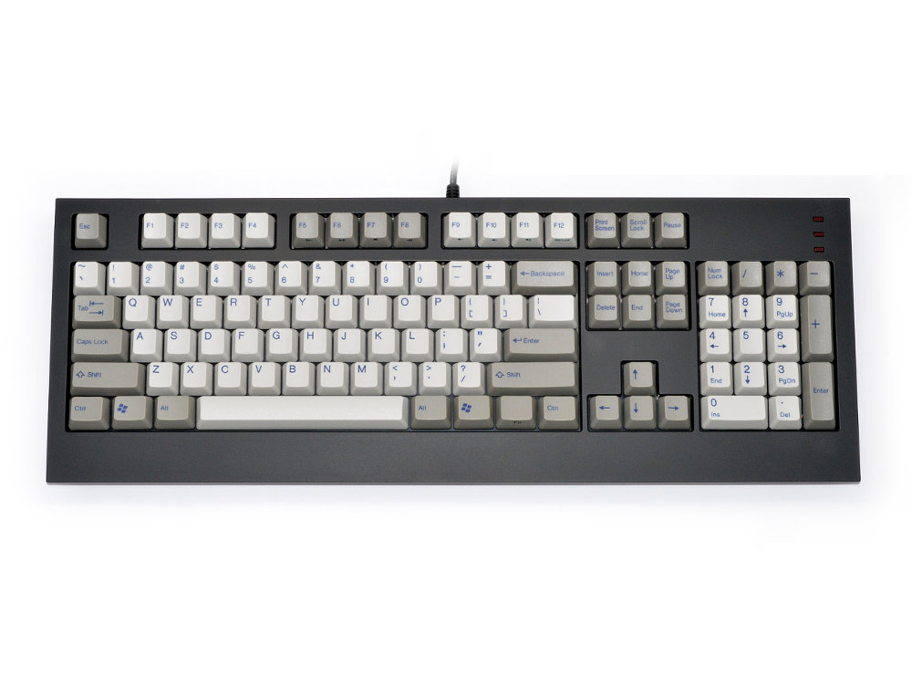 USA V100 Olivetti Tactile Keyboard