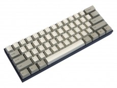 USA V60 Vintage 60% Matias Quiet Click Keyboard