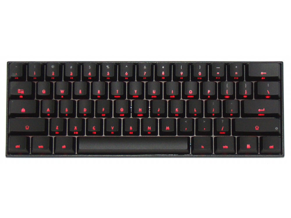 USA V60 Plus Dual Backlit 60% Hard Tactile Keyboard