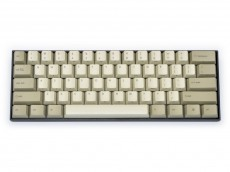 USA V60R Programmable Vintage 60% Matias Quiet Click Keyboard