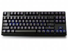 USA V80 Tenkeyless Hard Tactile Dual Backlit Keyboard