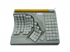 Maltron, Ergonomic, Single Left-Handed Keyboard, USB