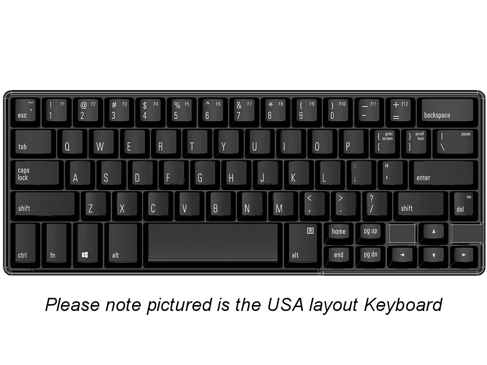 Nordic Matias 60% Quiet Click PC Keyboard