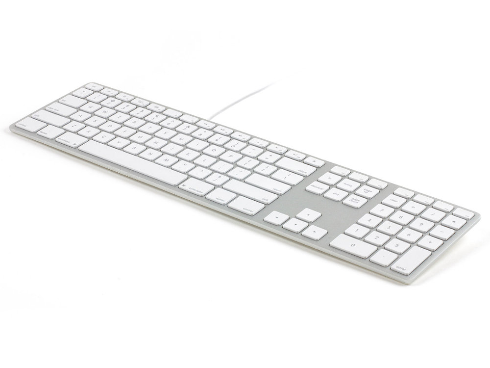 Matias Wired Aluminum Keyboard for Mac USA, picture 1