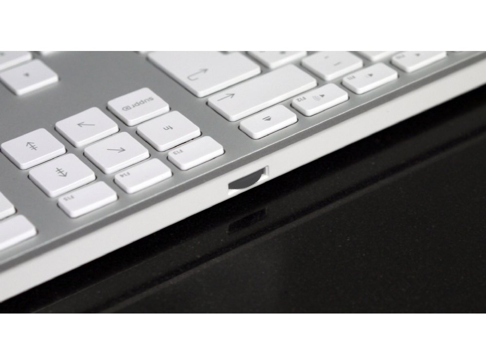 Matias Wired Aluminum Keyboard for Mac USA, picture 4