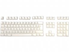 Matias Keyset French White PC Full for Matias European Keyboards