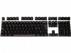 Matias Keyset Nordic Black PC Full for Matias European Keyboards