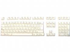 Matias Keyset UK White PC Full for Matias European Keyboards