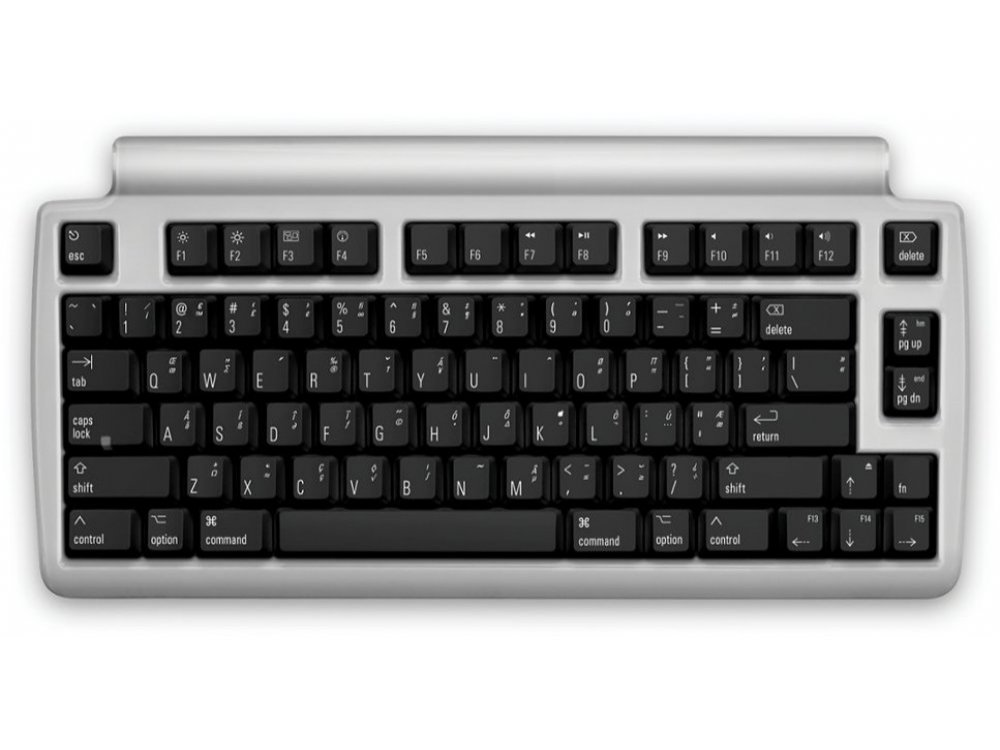 Matias Mini Quiet Bluetooth Laptop Pro Keyboard for Mac, USA, picture 1
