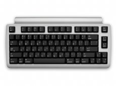 Matias Mini Quiet Bluetooth Laptop Pro Keyboard for Mac, USA