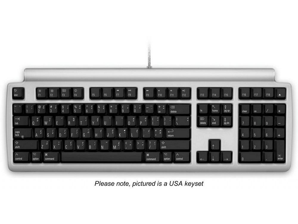 German Matias Quiet Pro for Mac