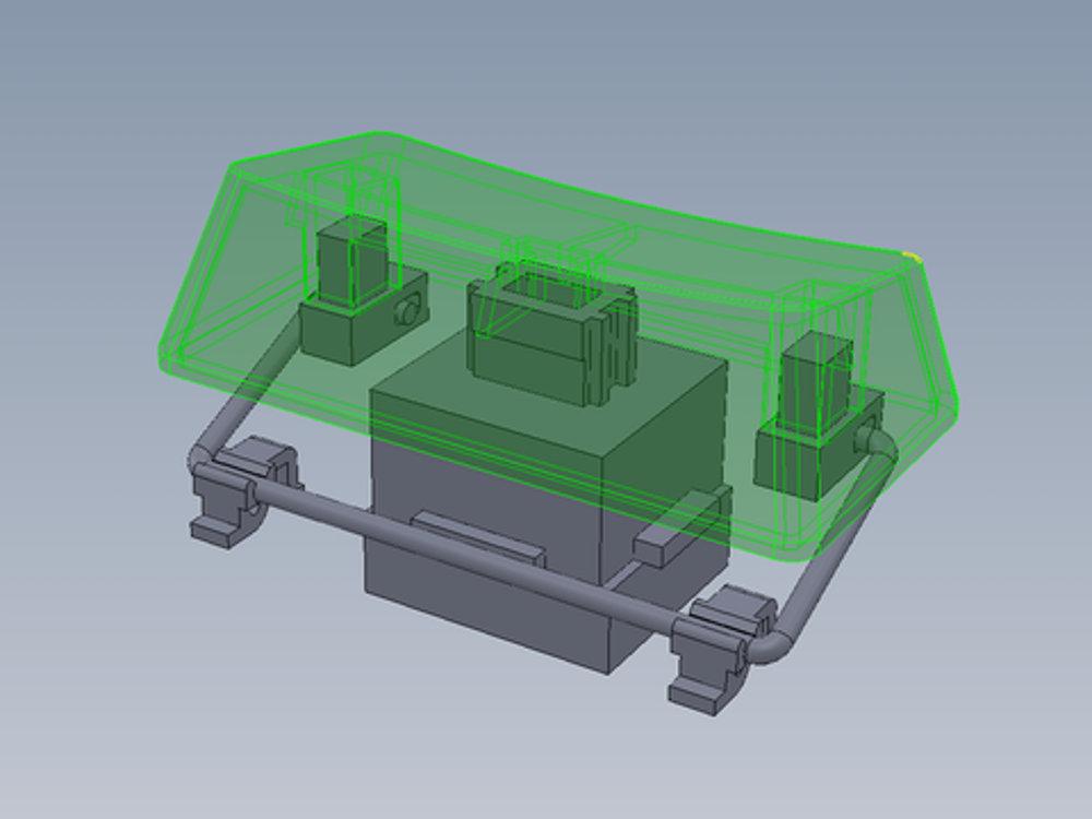 Matias Stabilizer and Hook Set