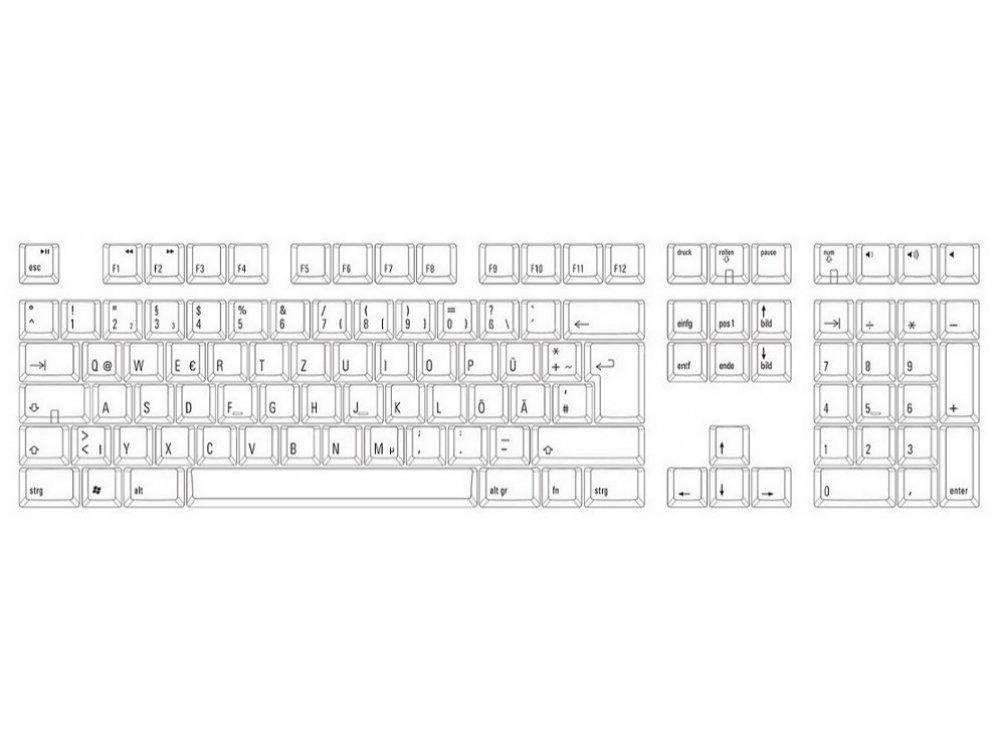 German Matias Tactile Pro for PC
