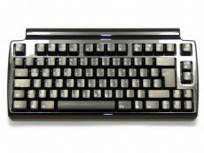 German Matias Wireless Mini Secure Pro Keyboard for PC