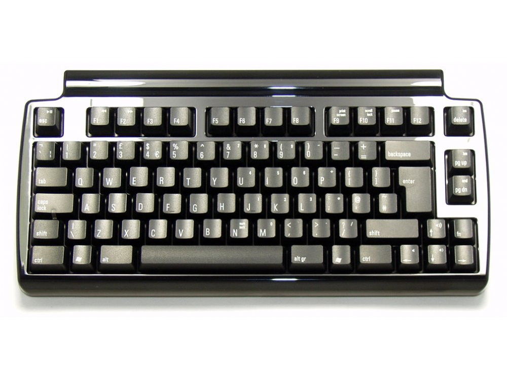 UK Matias Wireless Mini Secure Pro Keyboard for PC