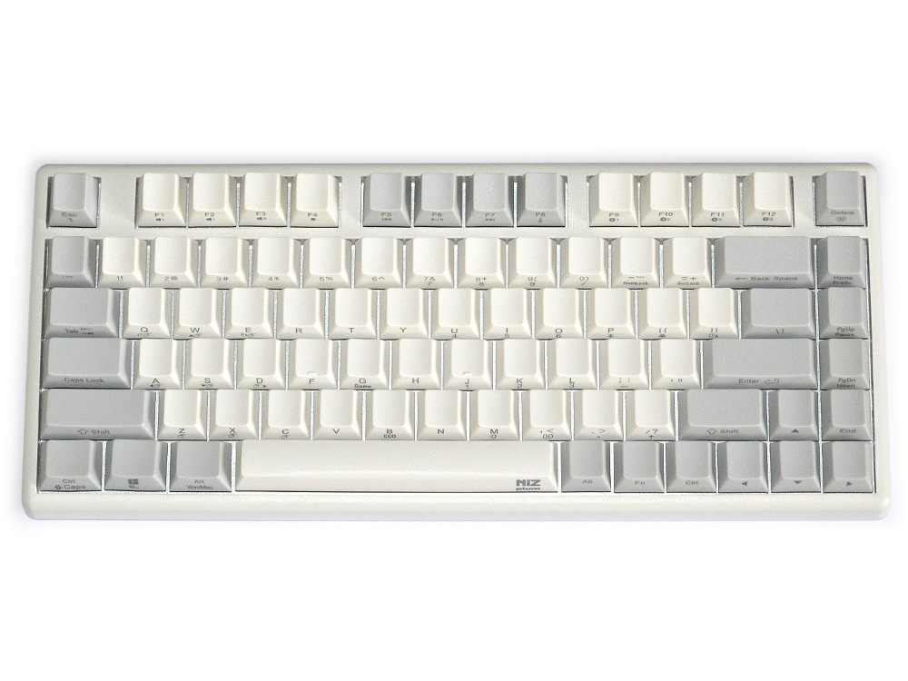 Micro82 Convetible Capacitive Programmable Front Print Keyboard