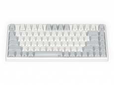 Micro84 Capacitive Bluetooth Programmable Front Print Keyboard