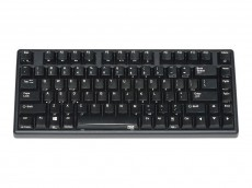 Micro84 Capacitive Programmable Keyboard Black
