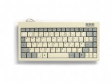 Mini keyboard, Beige, USB