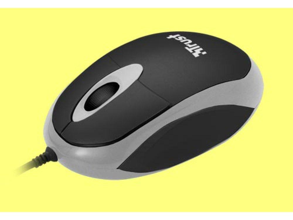 Mini Mouse, Optical, USB