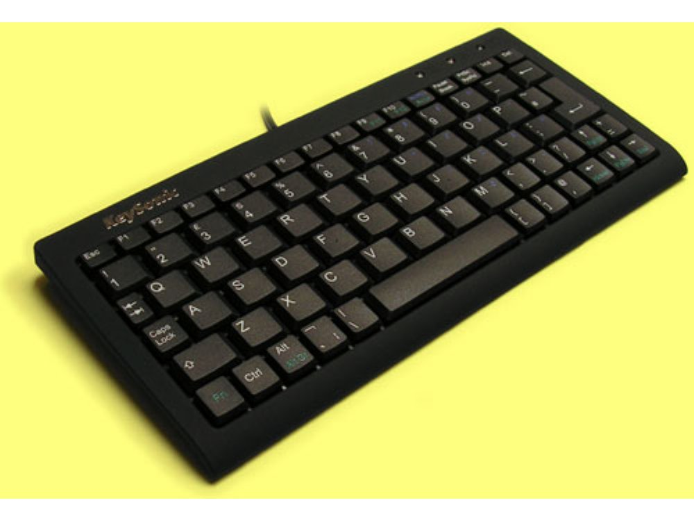 Nano keyboard (only 218mm wide)