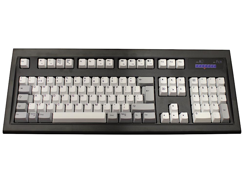 UK New Model M Mac Keyboard