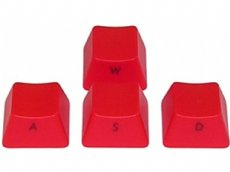 Filco Red Ninja WASD Keys for Cherry MX Switches