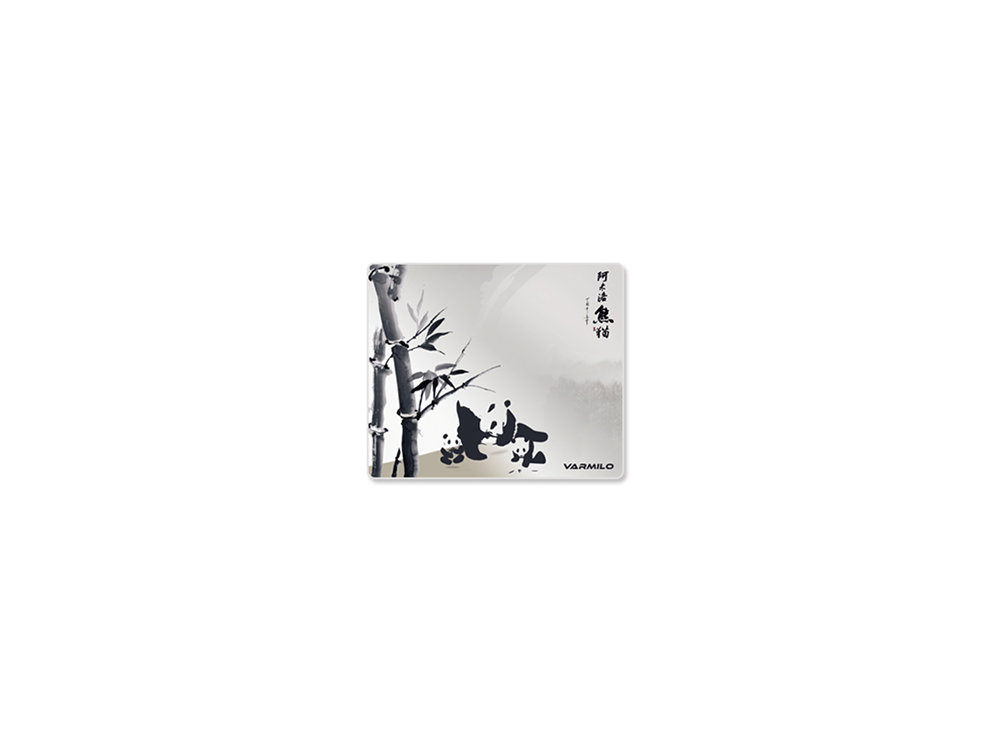 Varmilo Panda Mouse Pad Small, picture 1