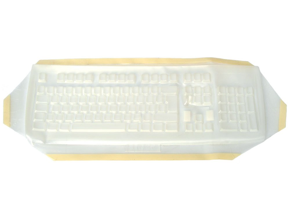 Type through covers, for Chicony 2971 keyboards