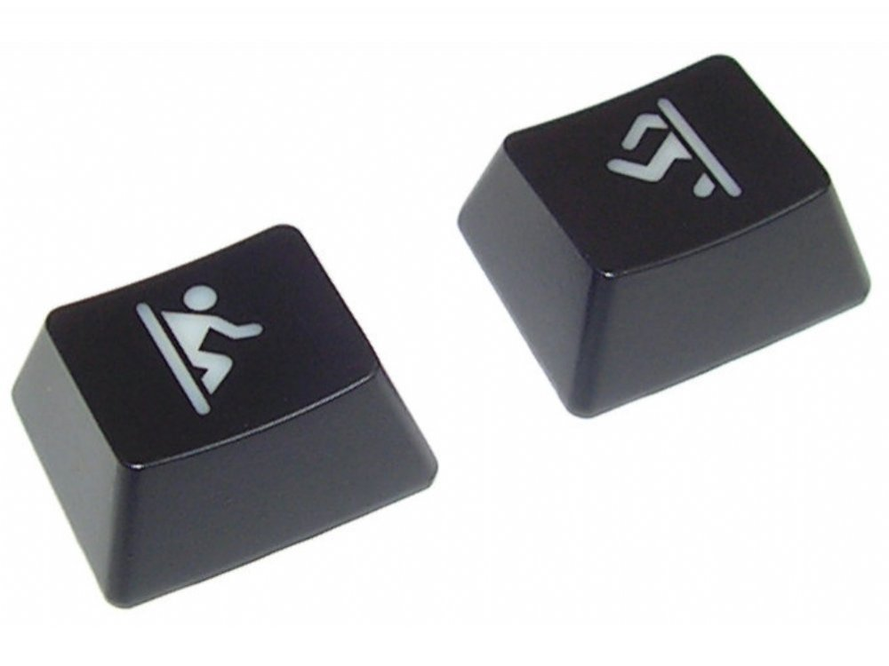 Cherry MX Portal Keycap Set 1.25, picture 1