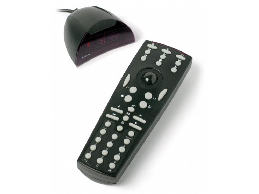 Wireless Trackball, PC Remote control