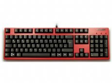 German Red Case Filco Majestouch-2, MX Red Soft Linear Keyboard