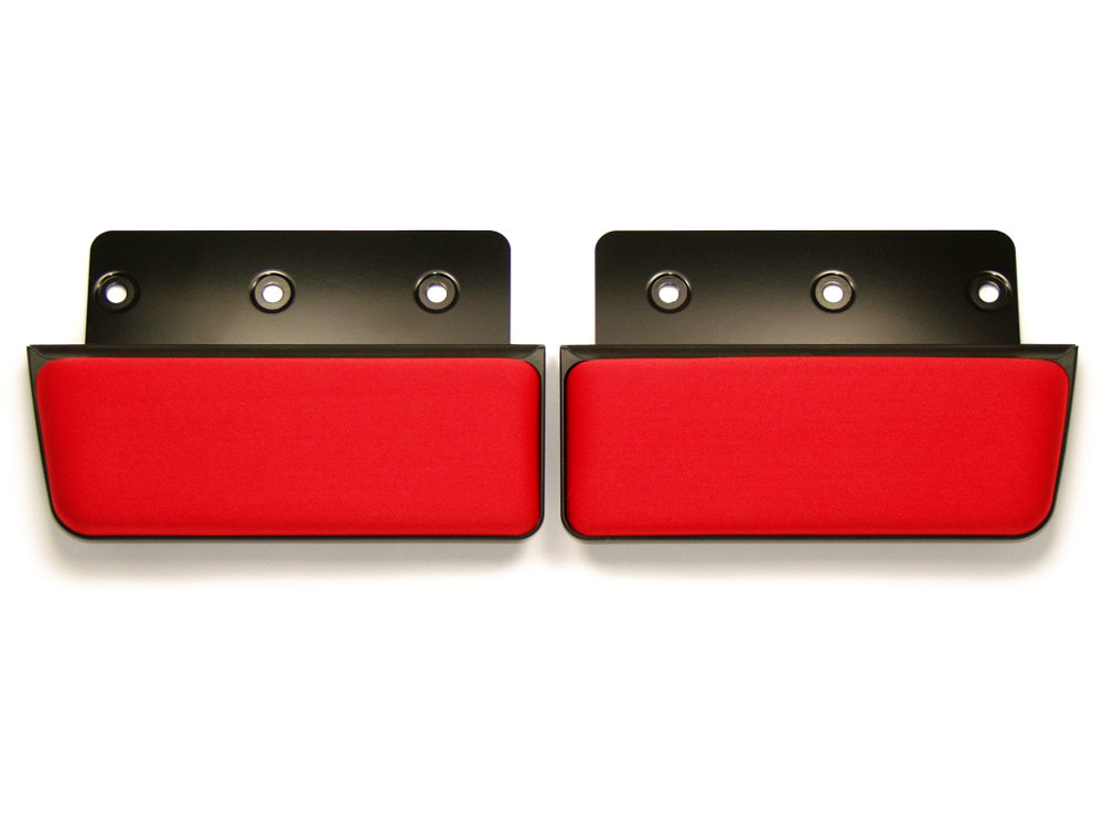 Matias Ergo Pro Palm Supports Red