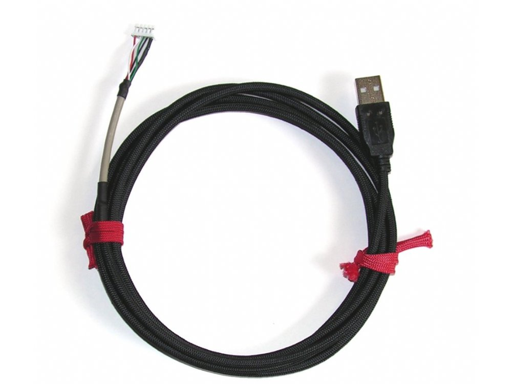 Black Premium Replacement Filco Cable