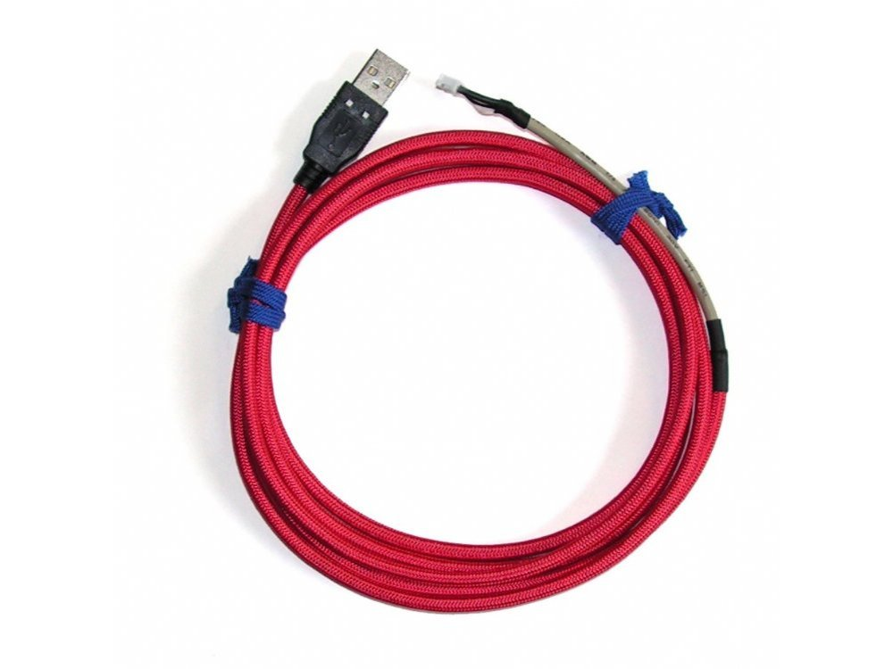 Red Premium Replacement Filco Cable